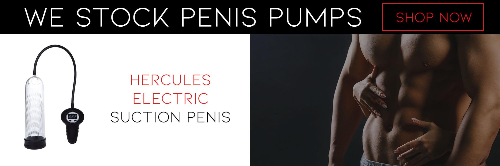 Penis Pump NEW