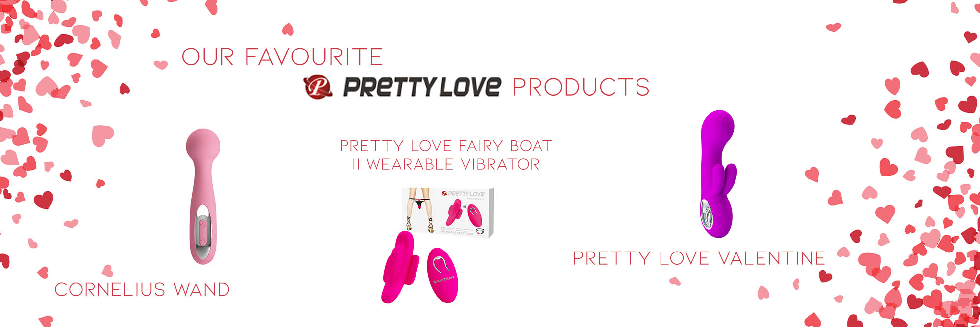 pretty love NEW